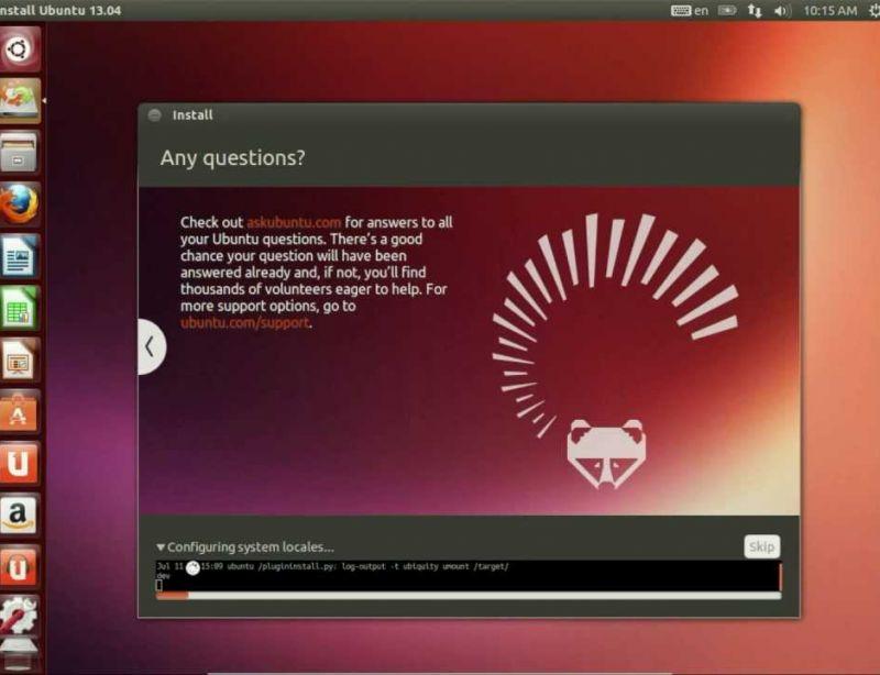 Инсталация на Ubuntu