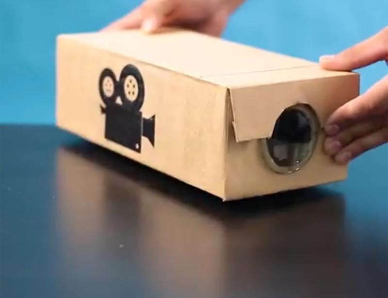 Смартфон проектор